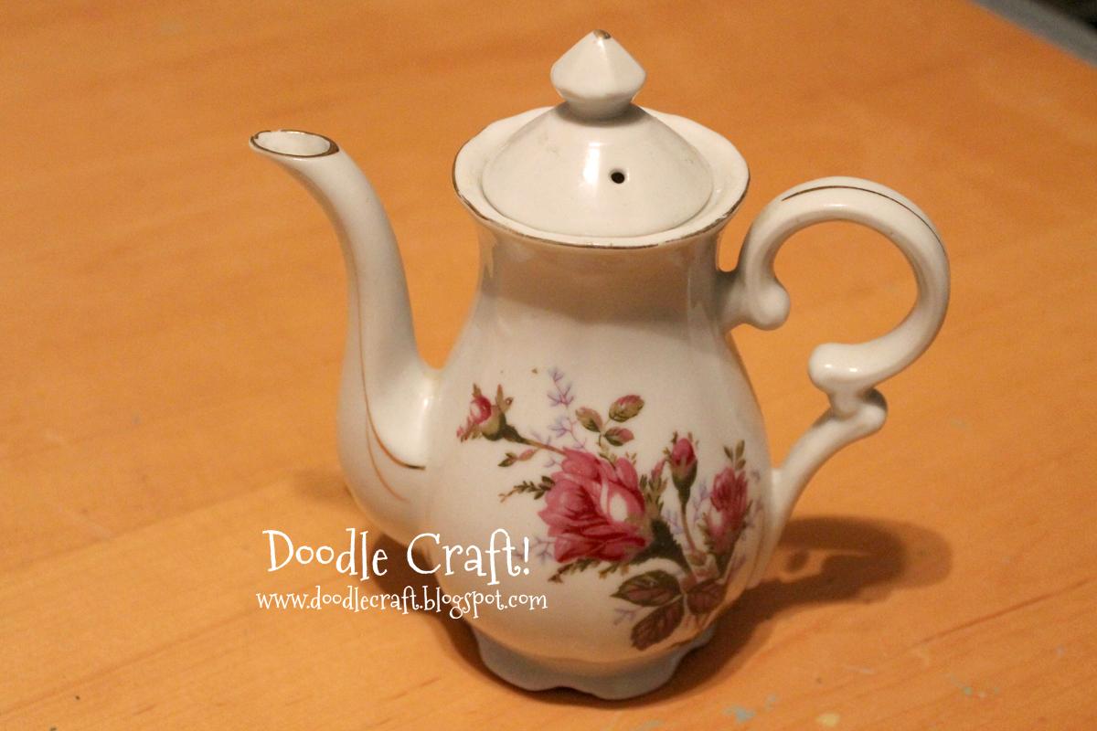 Doodlecraft I M A Little Teapot