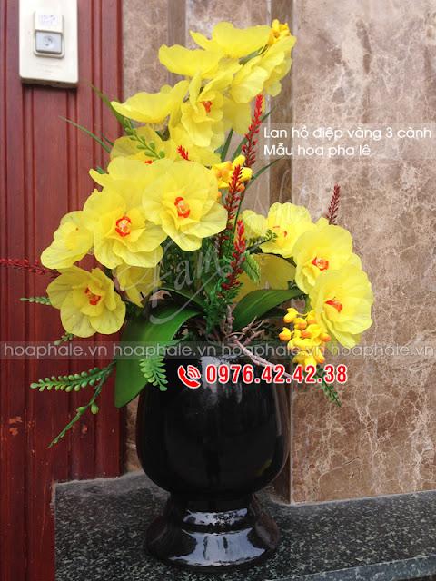 Cua hang hoa pha le o Thanh Tri