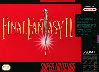 Baixar Final Fantasy II (Br) [ SNES ]