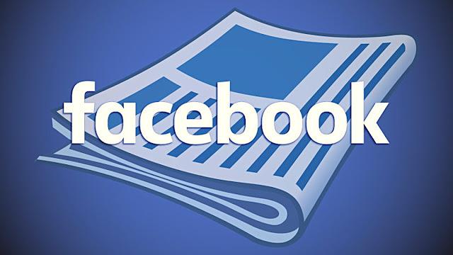 Facebook, yakın zamanda Haberler sekmesini devreye sokmayı planlıyor.