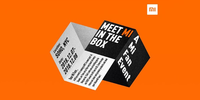 "Xiami announces ""Meet Mi in the Box"" event in New York"