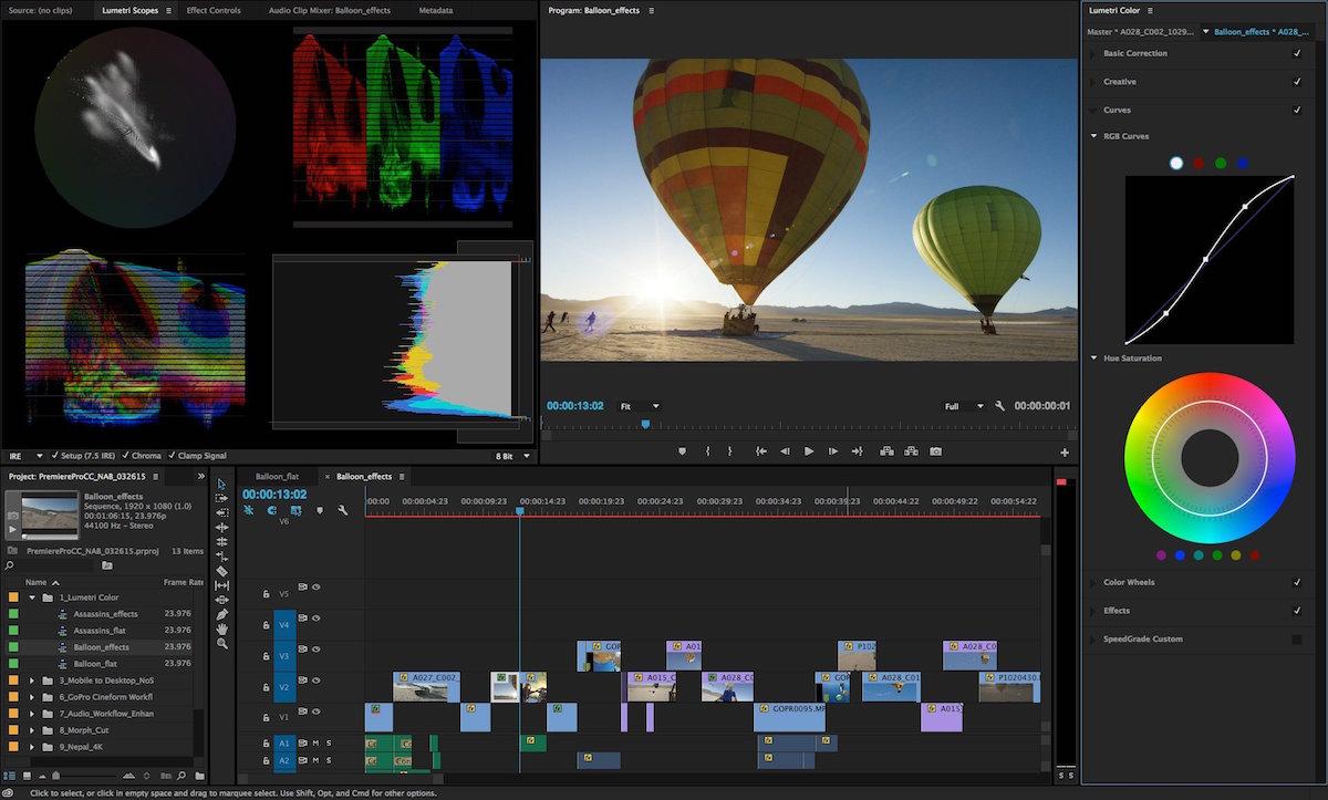 Download Adobe Premiere Pro CC 2017 Full Version ...