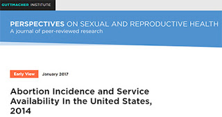 A new report released by the Guttmacher Institute