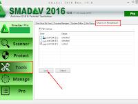Cara Mengamankan File Penting di Komputer dengan Smadav