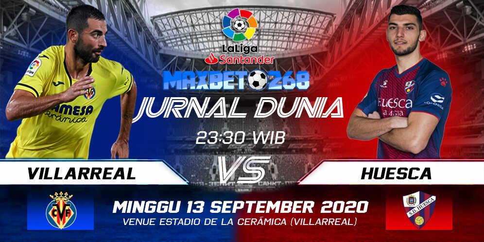 Prediksi Villarreal vs Huesca
