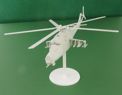 Hind Helicopter picture 4