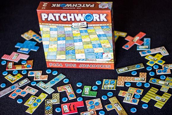 Patchwork en Éxito y Error