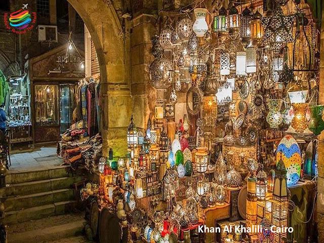 Khan Al Khalili - Cairo
