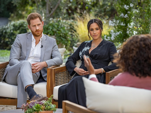 The UK television regulatory body know as Ofcom have reported on whether UK TV channel ITV breached the Ofcom Broadcasting Code, following over 50,000 complaints that Ofcom received following a breakfast show co-hosted by Piers Morgan, following Meghan and Harry's interview with Oprah Winfrey.