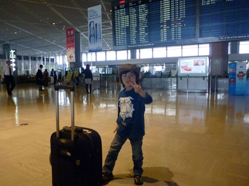 2011年5月 成田空港