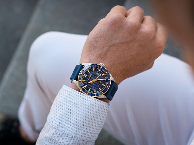 Norqain Adventure Sport Limited Edition Blue dial ref. N1000