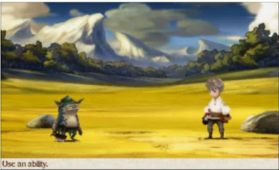 Bravely Default for the sequel Screenshot 3