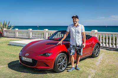 Ben Heine Mazda