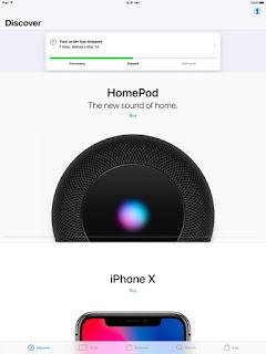 Apple Store dans l'App Store