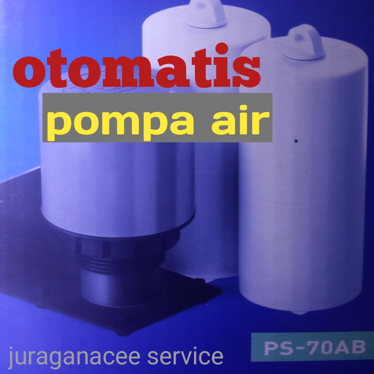 Otomatis Pompa Air Rusak Juraganacee