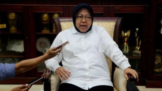 Dikabarkan Bakal Diboyong ke DKI, Risma Tak Mau Punya Nafsu Kekuasaan