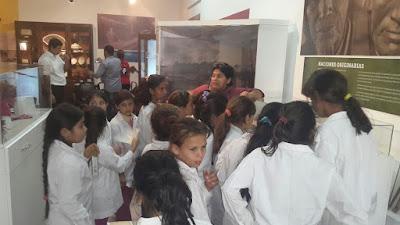 Ichoalay, 2015, Visitas, Escuelas
