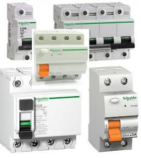 Jual Schneider Electric Rccb Harga Murah