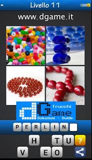 PACCHETTO 2 livello 11 - Soluzioni Trova la Parola - Foto Quiz con Immagini e Parole