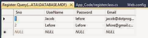 How to access cell value from DataTable in ASP.NET