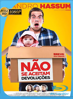 No se Aceptan Devoluciones (2018) HD [1080p] Latino [Google Drive] Panchirulo