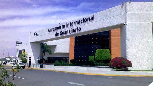 Roban un millón de dólares en un aeropuerto de México en solo tres minutos