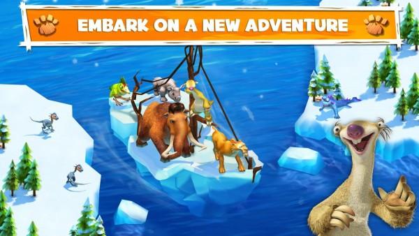 Ice Age Adventure Screenshot 3