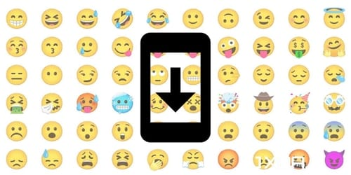 Emoji can be separated from Android updates