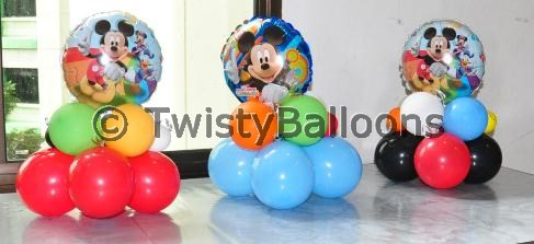 Twisty Balloons By Lisa
