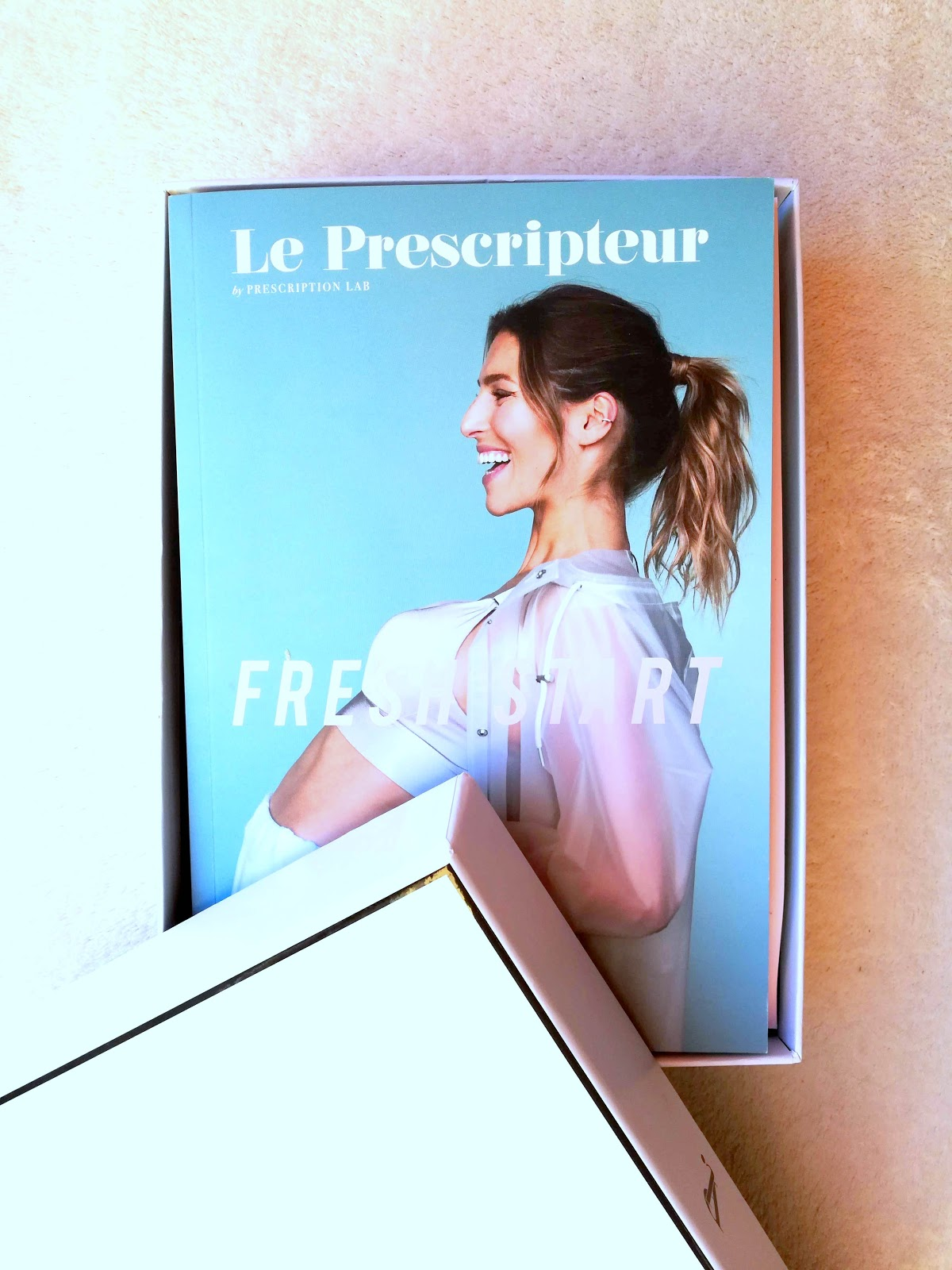 Box Prescription Lab // Janvier 2019 (+code promo)