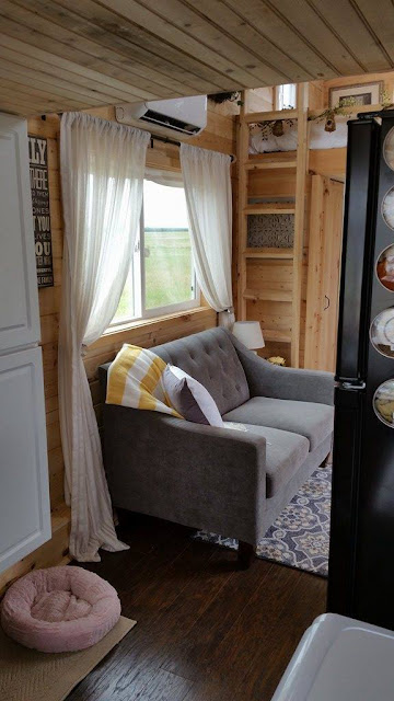 Texas tiny house