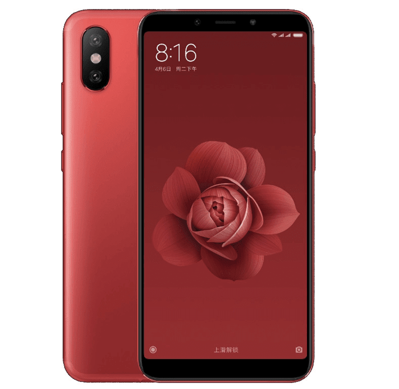 Xiaomi Mi 6X with SD660 and 12MP + 20MP Sony cameras now official!
