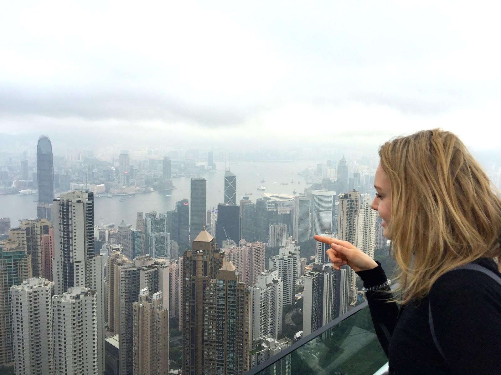 Victoria Peak Hong Kong Hotspot