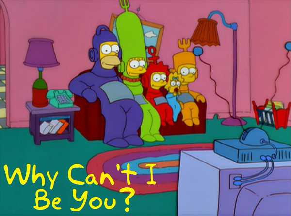 Your Very Ben Baker: Why Cant I Be You?: Teletubbies