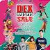เอ็ม บี เค เซ็นเตอร์ ชวนช้อปงาน Dex Arigato Sales   มหกรรมสินค้าการ์ตูนและแอนิเมชันลิขสิทธิ์แท้จากญี่ปุ่นลดสูงสุด 90 %