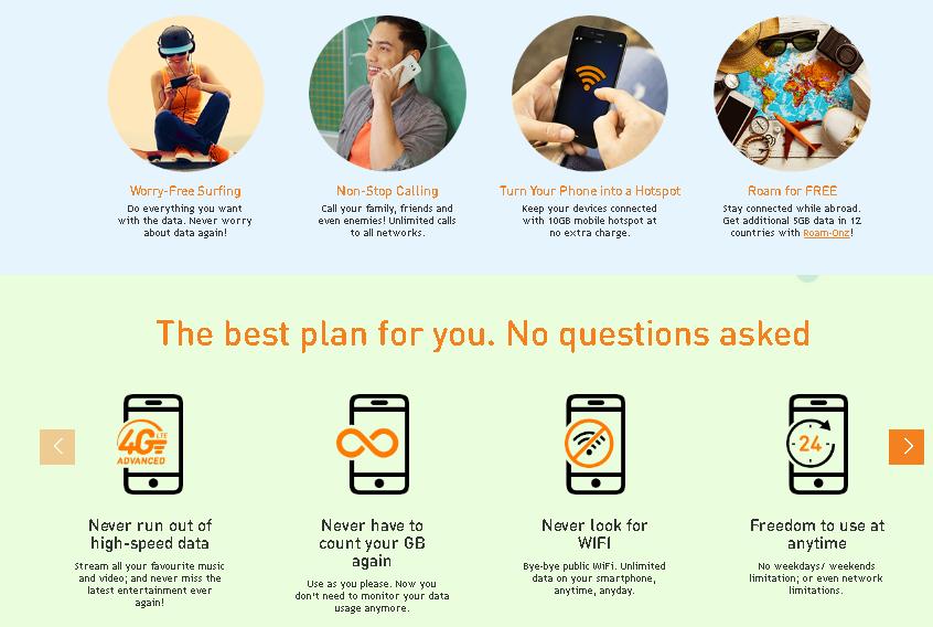 Bits: Plan Data Tidak Terhad Terbaik / The Best Unlimited