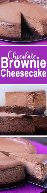 Delicious Brownie Cheesecake Recipe