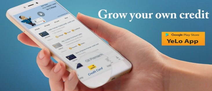 YeLo App Review: Get the Best Instant Loans & Credit Cards