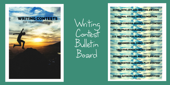 bennington writing contest