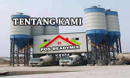 Tentang Kami Pos Readymix