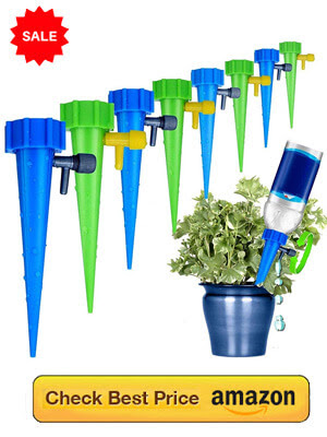 Automatic Plant Water Device | Self-Watering Spikes |