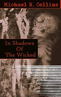 In Shadows Of The Wicked - horror book promotion Michael R. Collins