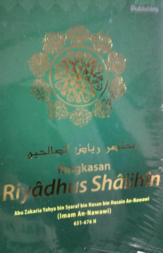 TERJEMAHAN SYARAH RIYADHUS SHALIHIN EPUB