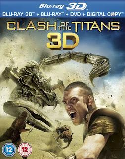Furia de Titanes [BD25 3D] *Con Audio Latino