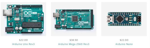 Arduino UNO Price, Arduino mega, Arduino nano