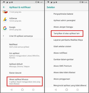 Cara Split Screen Asus Zenfone Max Pro M2 Tanpa Aplikasi