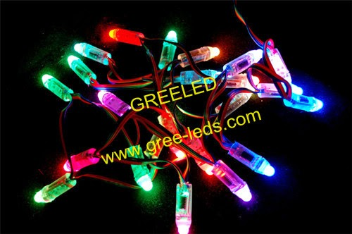 Greeled Electronic Ltd: WS2801 LED Strip NeoPixel Light