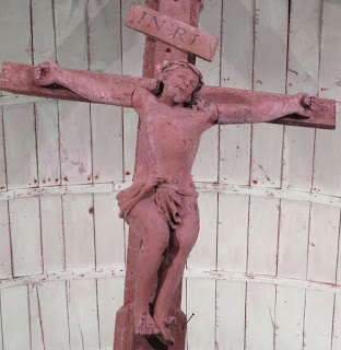 christ poutre de gloire corny eure 27