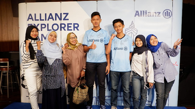 Allianz Explorer Camp Bantu Anak Raih Cita-cita