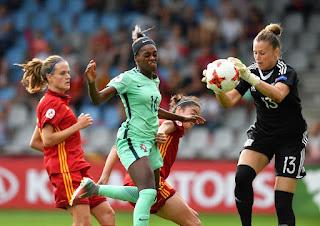 Германия (Ж) - Испания (Ж) смотреть онлайн бесплатно Чемпионат Мира 12 июня 2019 прямая трансляция.